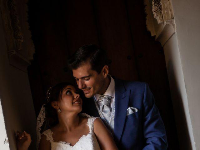 La boda de Pablo y MªÁngeles en Málaga, Málaga 45