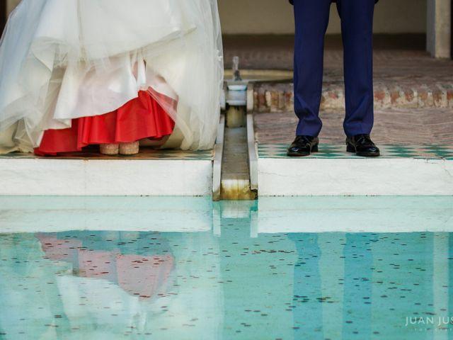 La boda de Pablo y MªÁngeles en Málaga, Málaga 47