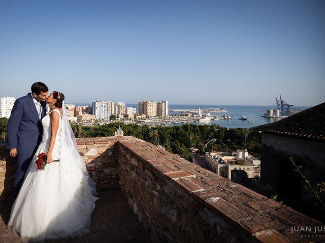 La boda de Pablo y MªÁngeles en Málaga, Málaga 50