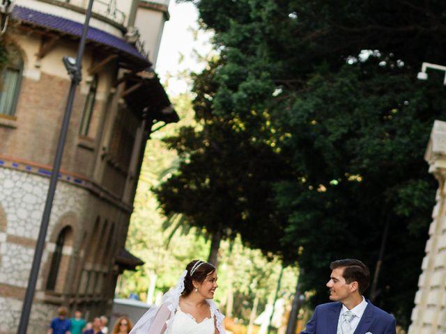 La boda de Pablo y MªÁngeles en Málaga, Málaga 52