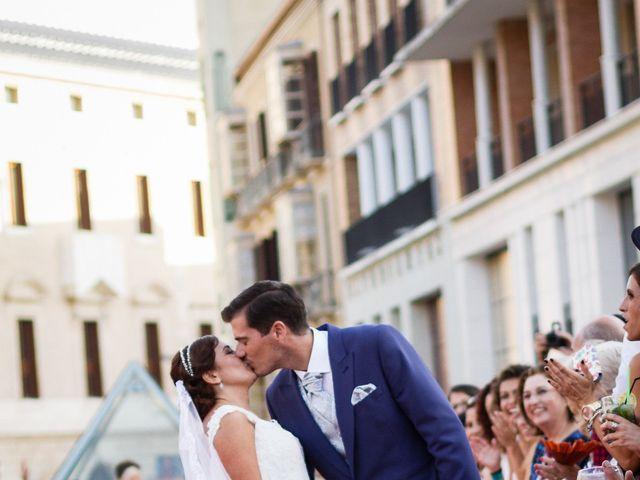 La boda de Pablo y MªÁngeles en Málaga, Málaga 54