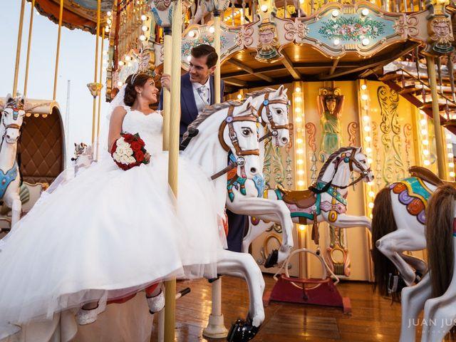 La boda de Pablo y MªÁngeles en Málaga, Málaga 57