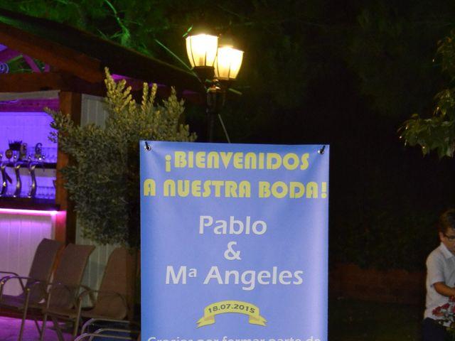 La boda de Pablo y MªÁngeles en Málaga, Málaga 63