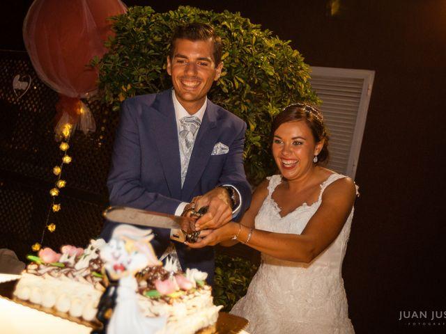 La boda de Pablo y MªÁngeles en Málaga, Málaga 72