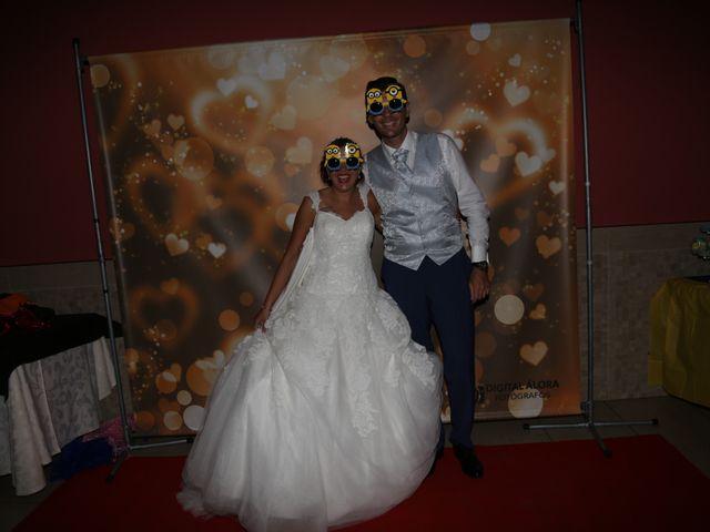 La boda de Pablo y MªÁngeles en Málaga, Málaga 83