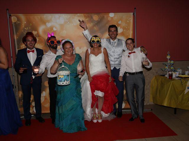 La boda de Pablo y MªÁngeles en Málaga, Málaga 86