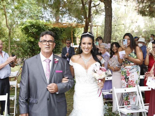 La boda de Darío y Jennifer en La Pineda, Tarragona 2