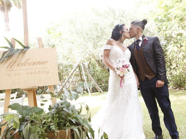 La boda de Jennifer y Darío