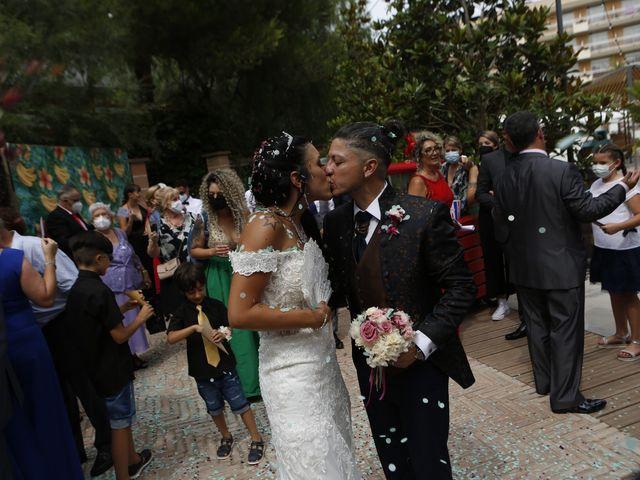 La boda de Darío y Jennifer en La Pineda, Tarragona 1