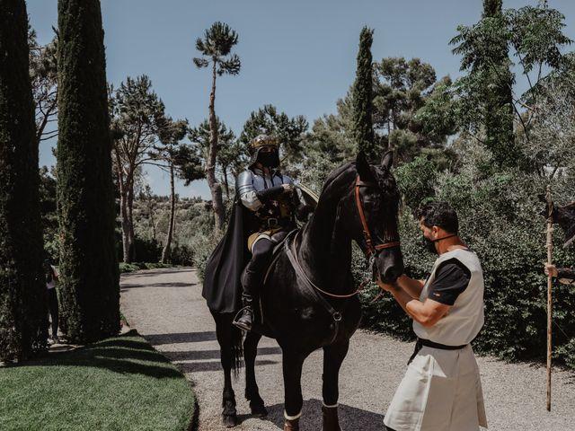 La boda de Guillermo y Mercedes en Toledo, Toledo 33