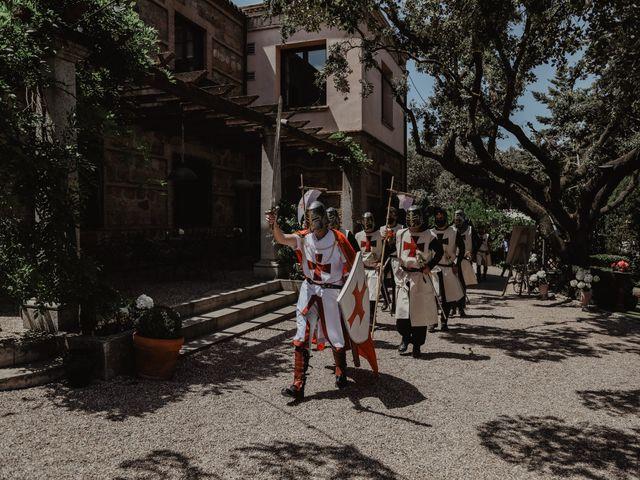 La boda de Guillermo y Mercedes en Toledo, Toledo 35