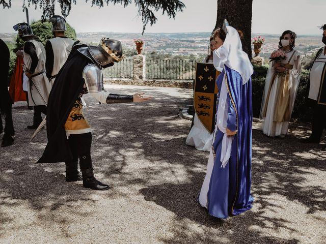 La boda de Guillermo y Mercedes en Toledo, Toledo 38