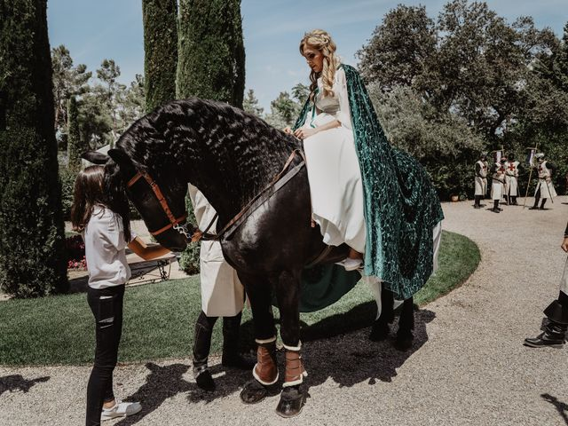 La boda de Guillermo y Mercedes en Toledo, Toledo 40
