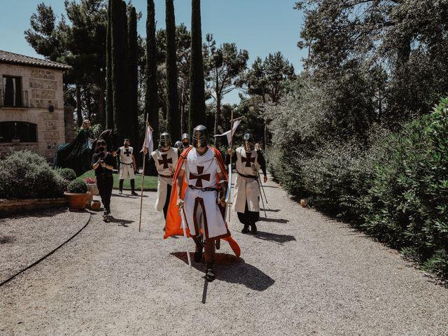 La boda de Guillermo y Mercedes en Toledo, Toledo 42