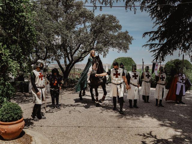 La boda de Guillermo y Mercedes en Toledo, Toledo 44