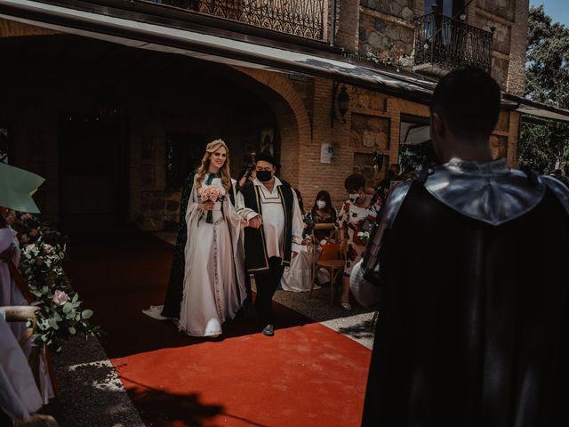 La boda de Guillermo y Mercedes en Toledo, Toledo 45