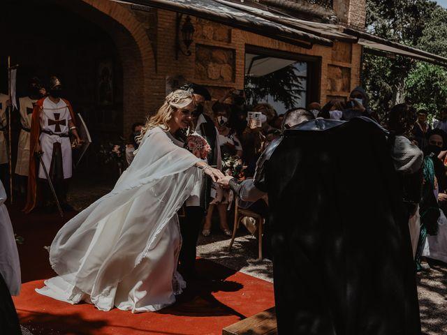 La boda de Guillermo y Mercedes en Toledo, Toledo 46