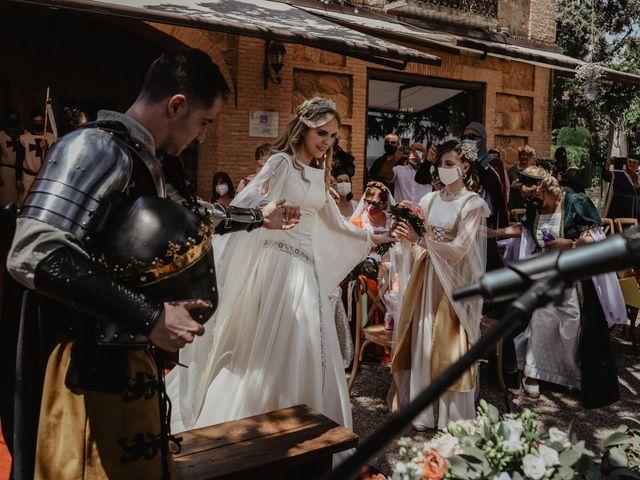 La boda de Guillermo y Mercedes en Toledo, Toledo 47