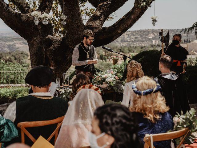 La boda de Guillermo y Mercedes en Toledo, Toledo 48
