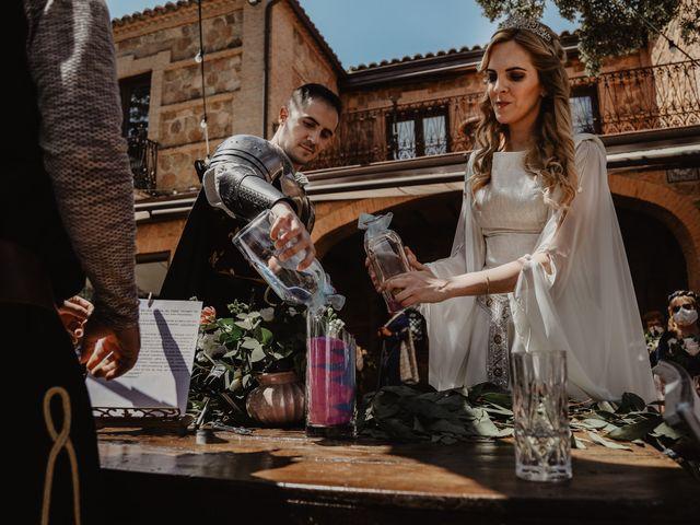 La boda de Guillermo y Mercedes en Toledo, Toledo 51