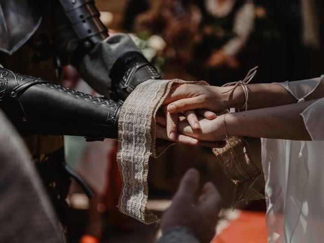 La boda de Guillermo y Mercedes en Toledo, Toledo 52