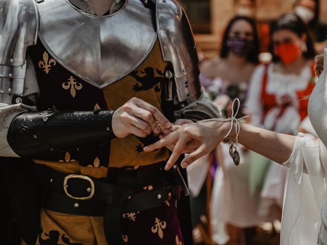 La boda de Guillermo y Mercedes en Toledo, Toledo 53