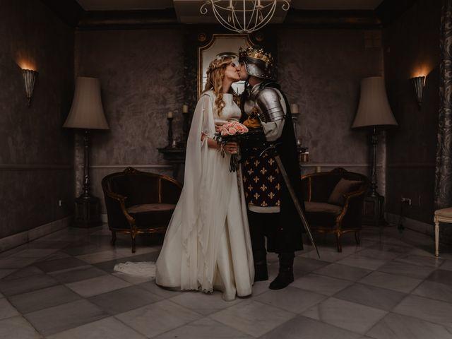La boda de Guillermo y Mercedes en Toledo, Toledo 55