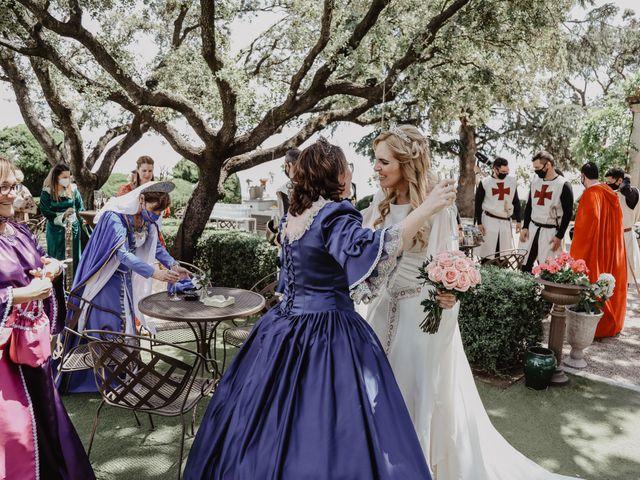 La boda de Guillermo y Mercedes en Toledo, Toledo 60