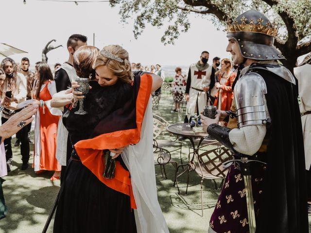 La boda de Guillermo y Mercedes en Toledo, Toledo 63