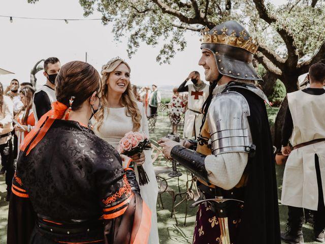 La boda de Guillermo y Mercedes en Toledo, Toledo 64
