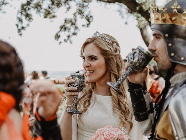 La boda de Guillermo y Mercedes en Toledo, Toledo 65
