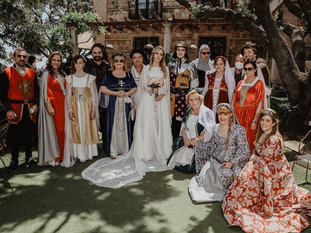 La boda de Guillermo y Mercedes en Toledo, Toledo 69