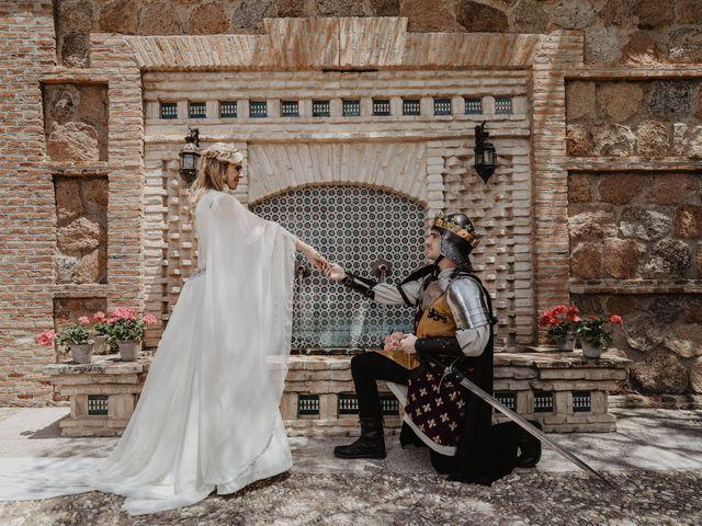 La boda de Guillermo y Mercedes en Toledo, Toledo 72