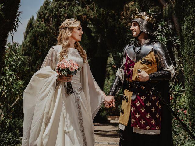 La boda de Guillermo y Mercedes en Toledo, Toledo 74