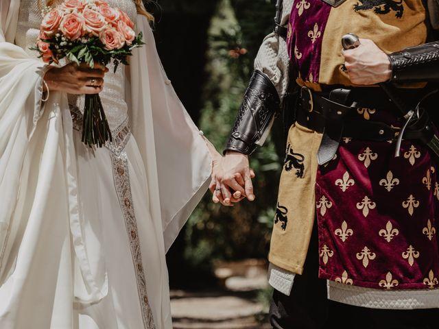 La boda de Guillermo y Mercedes en Toledo, Toledo 75