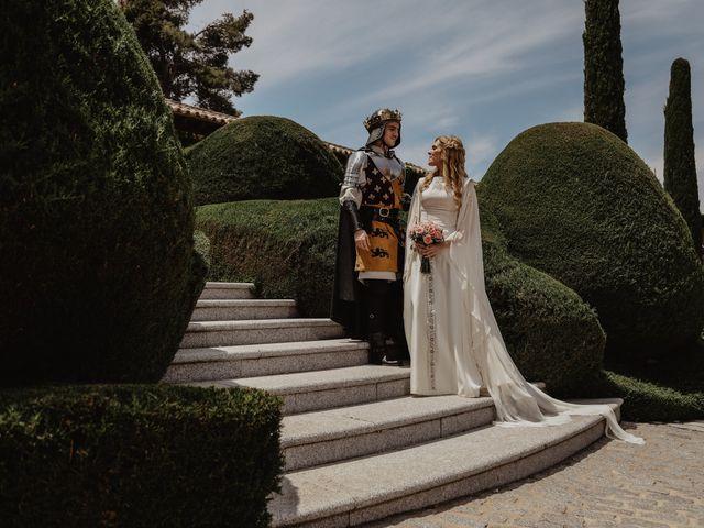 La boda de Guillermo y Mercedes en Toledo, Toledo 77
