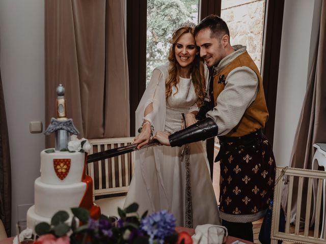 La boda de Guillermo y Mercedes en Toledo, Toledo 84