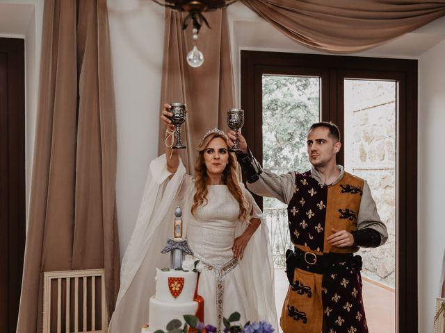 La boda de Guillermo y Mercedes en Toledo, Toledo 86
