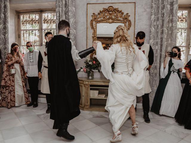 La boda de Guillermo y Mercedes en Toledo, Toledo 97