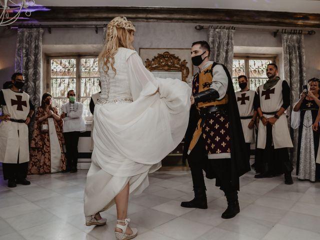 La boda de Guillermo y Mercedes en Toledo, Toledo 98