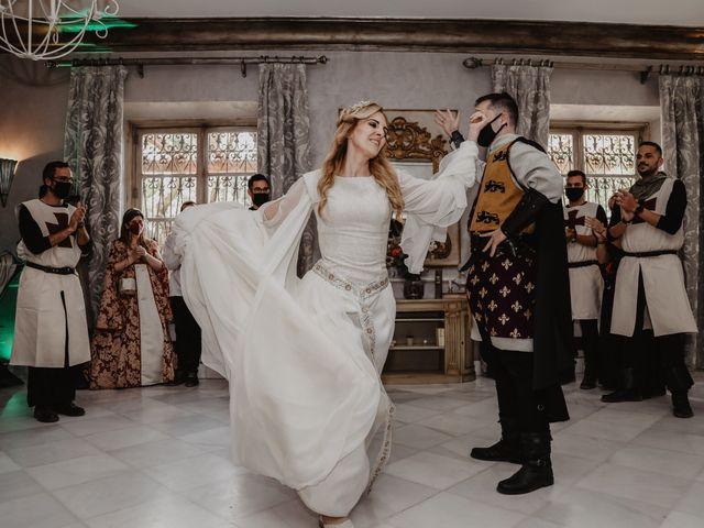 La boda de Guillermo y Mercedes en Toledo, Toledo 99