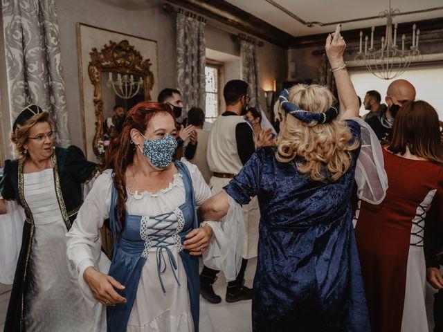 La boda de Guillermo y Mercedes en Toledo, Toledo 103