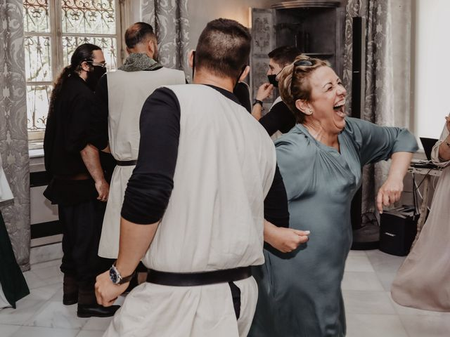 La boda de Guillermo y Mercedes en Toledo, Toledo 104