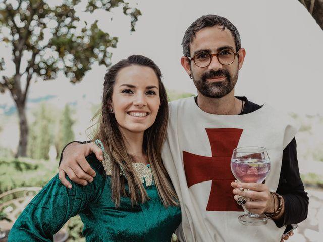 La boda de Guillermo y Mercedes en Toledo, Toledo 107