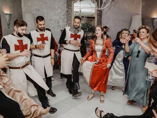 La boda de Guillermo y Mercedes en Toledo, Toledo 108