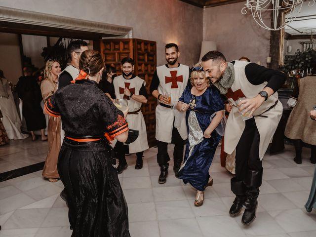 La boda de Guillermo y Mercedes en Toledo, Toledo 109