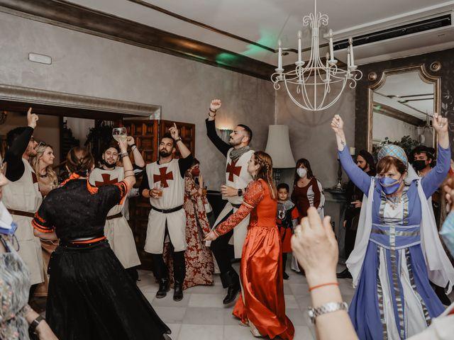 La boda de Guillermo y Mercedes en Toledo, Toledo 112