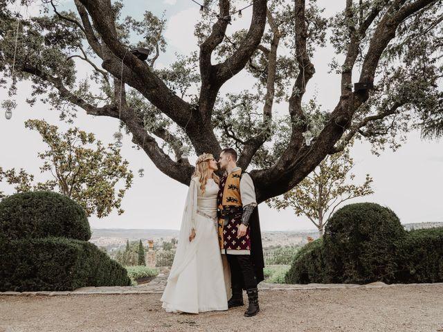 La boda de Guillermo y Mercedes en Toledo, Toledo 114