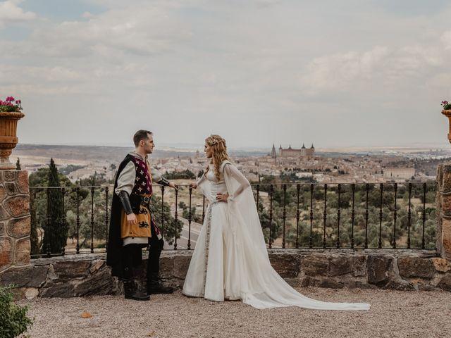 La boda de Guillermo y Mercedes en Toledo, Toledo 116
