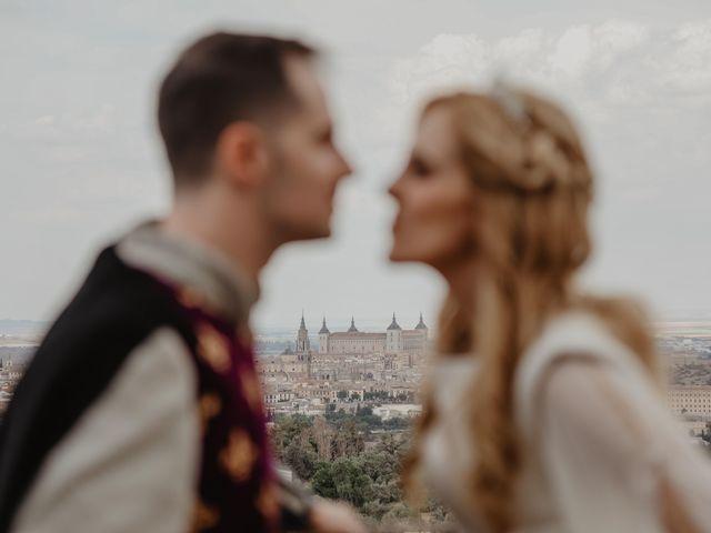 La boda de Guillermo y Mercedes en Toledo, Toledo 118